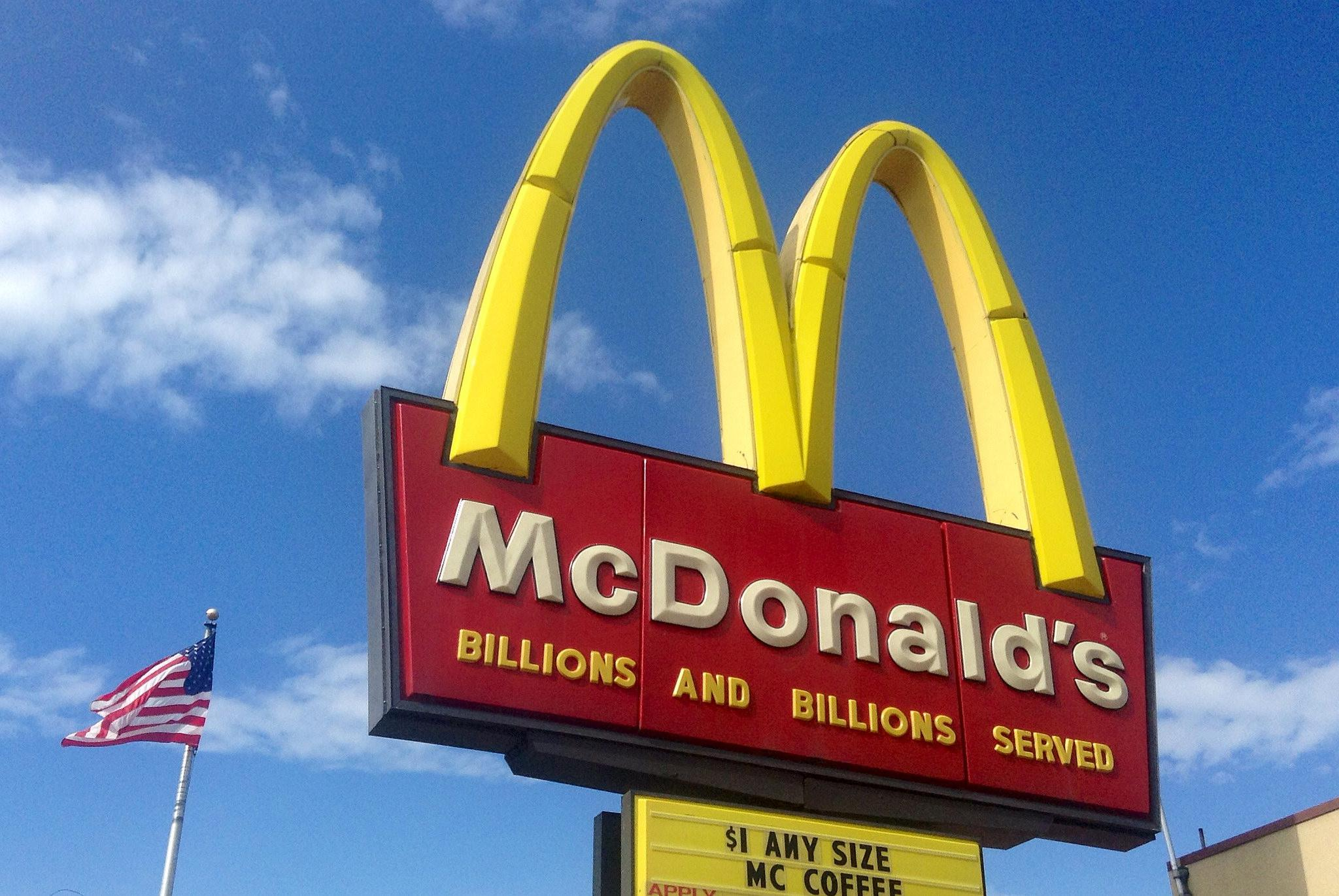 Local Mcdonalds Restaurants Supporting United Way Fundraising