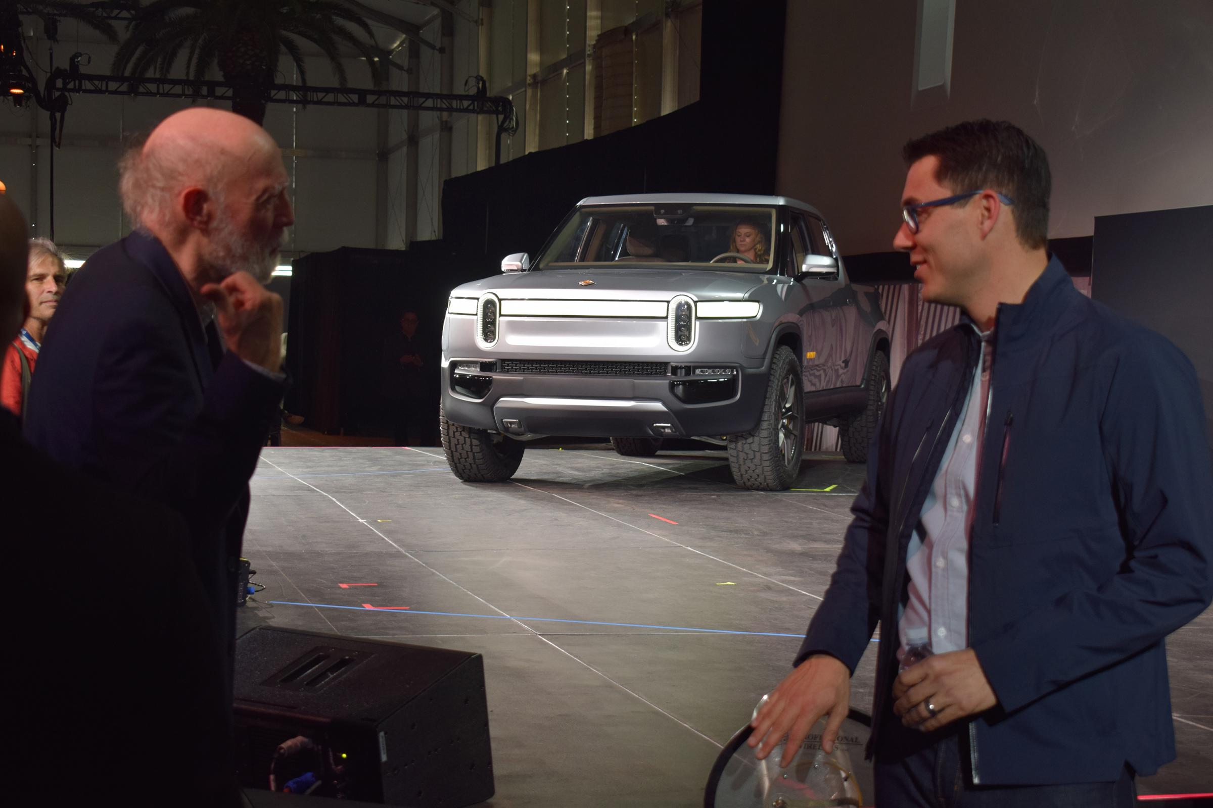 meet the auto industry veterans who guided rivian through pivot rh wglt org