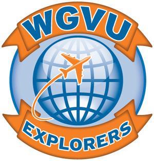 WGVU Explorers logo yippee!