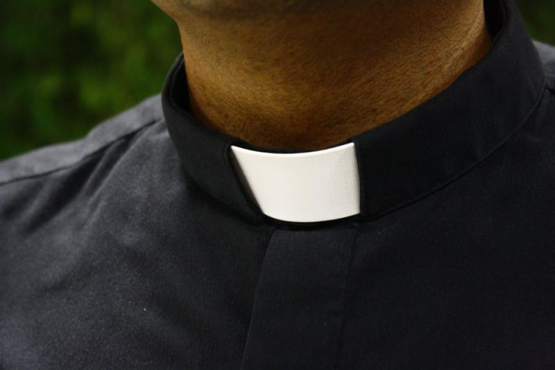 Catholic collar
