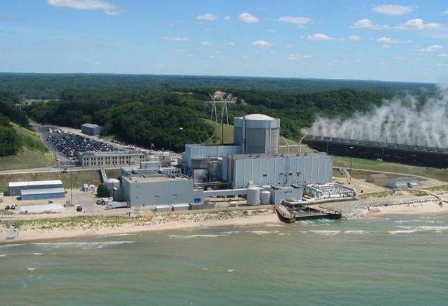 Palisades Power Plant