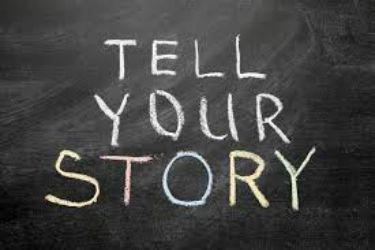 Image result for telling your story