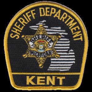 Kent County Sheriffs Department patch