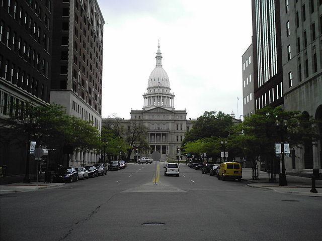 Michigan capitol building