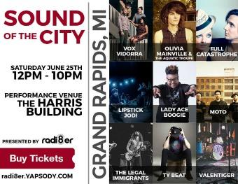Sound of the City Music Festival