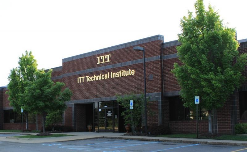 ITT Technical Institute campus in Canton, MI.
