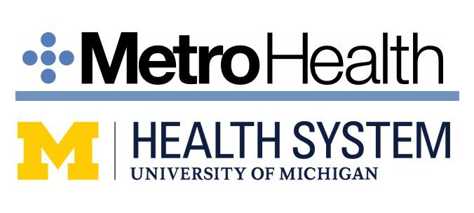 Metro Health and University of Michigan Health System