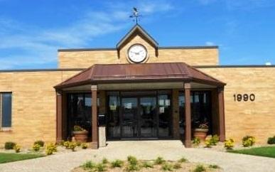 Muskegon Township hall.