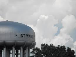 Picture of Flint water tower