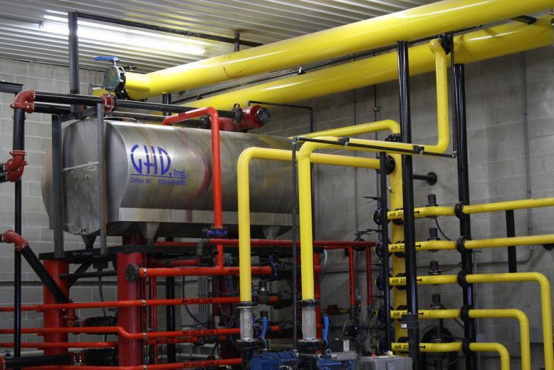 Grand rapids building 30 million bio digester wgvu for Construction bio