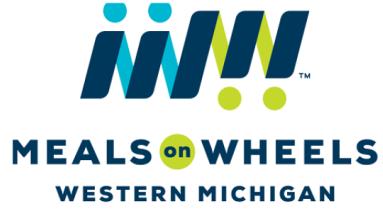 Meals on Wheels Western Michigan logo