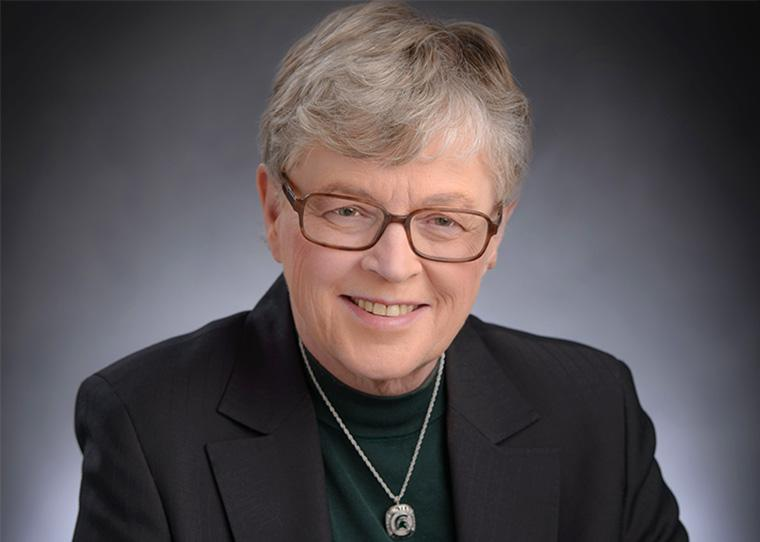 Lou Anna Simon, Former President Michigan State University