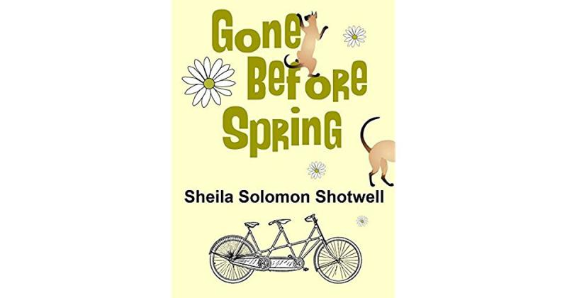 Gone Before Spring book cover