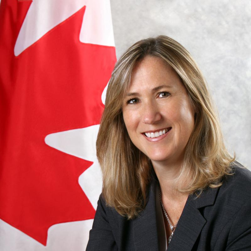 Ms. Kirsten Hillman, Canada's Deputy Ambassador to the United States