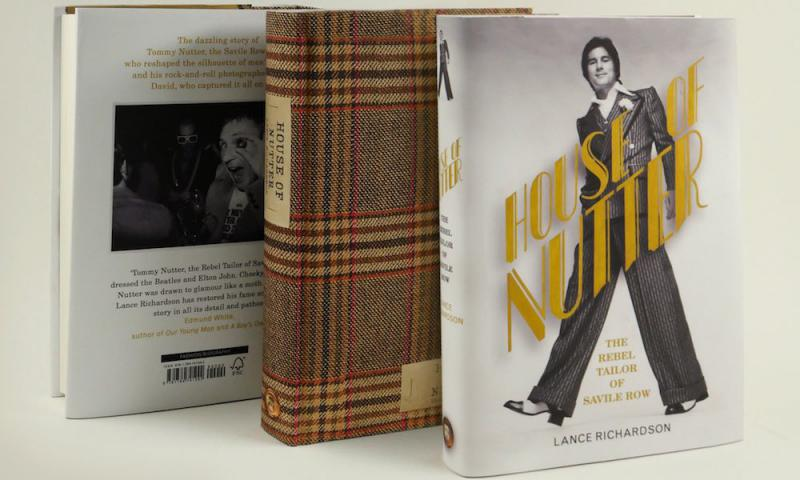 'House of Nutter:  The Rebel Tailor of Savil Row.'