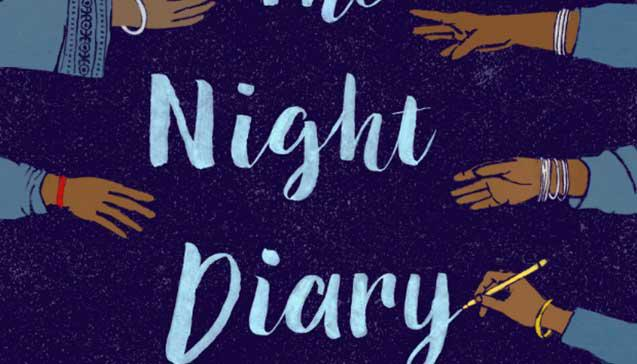 The Night Diary Book cover