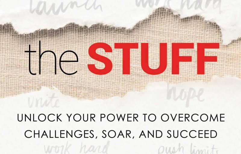 The Stuff book cover