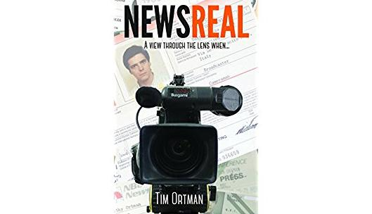 Newsreal book cover