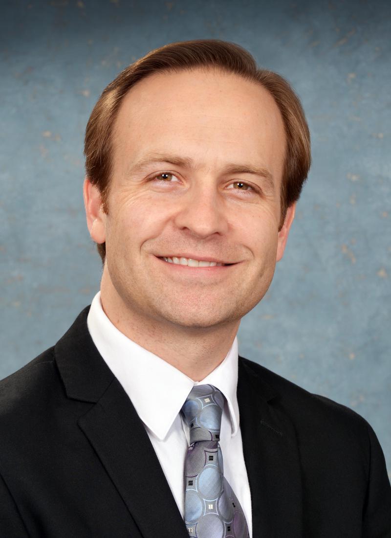 Brian Calley campaign photo