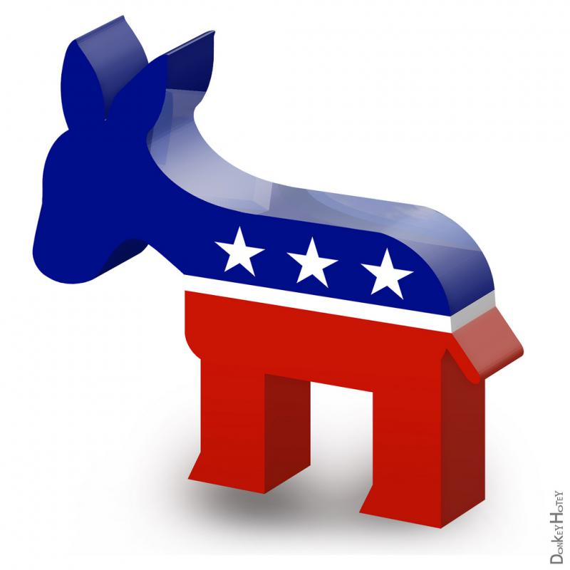 Democrat logo