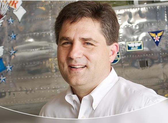 Patrick Colbeck campaign photo