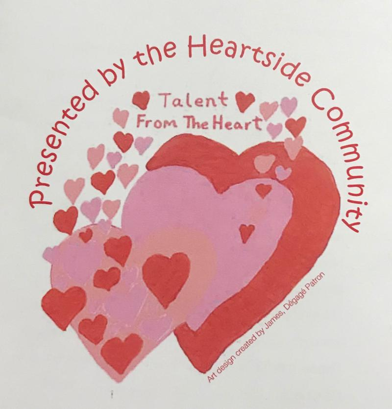 Talent from the Heart program art