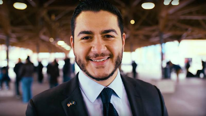 Abdul El-Sayed campaign photo