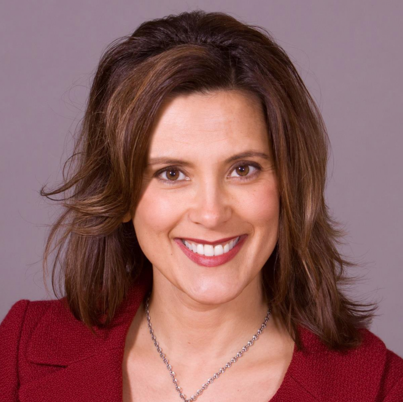Gretchen Whitmer campaign photo