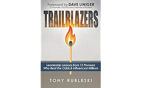 Trailblazers book cover