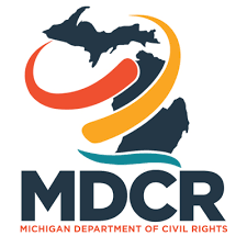 Michigan Department of Civil Rights logo