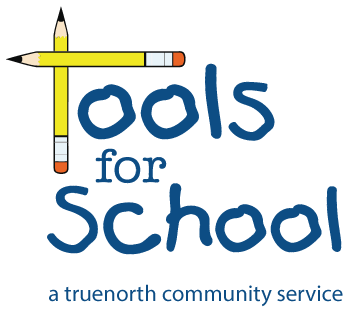 TrueNorth Community Services Tools for Schools logo