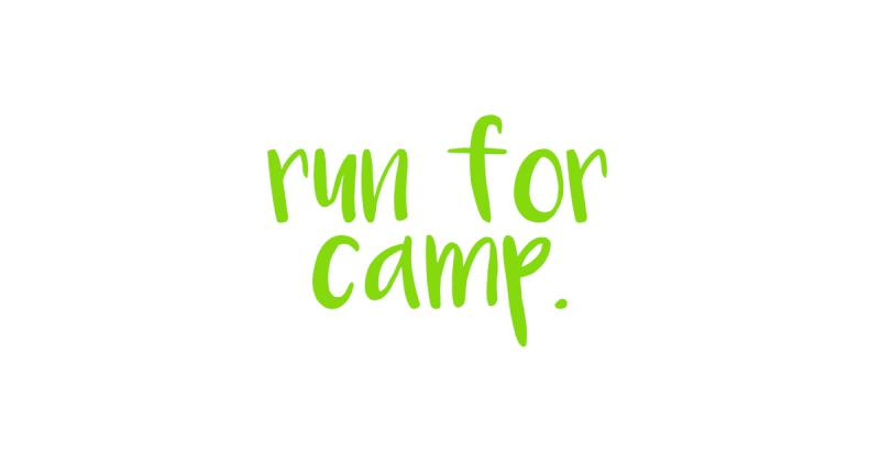 Run for Camp logo