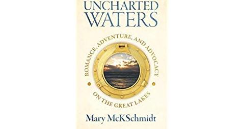 Uncharted Waters book cover