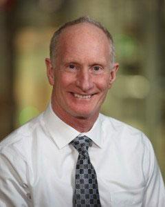Pat LeBlanc, Chairman EBW Electronics portrait