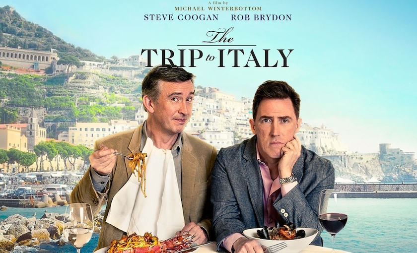 Cinematique Presents The Trip To Italy WHQR - Tour to italy
