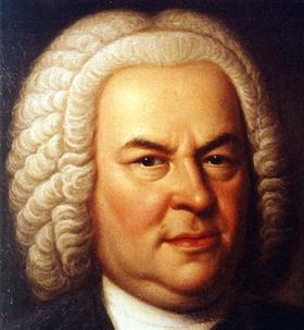 This is J.S. Bach. We play him on the radio. You might hear some of his music this week.