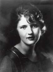 Zelda Sayre Fitzgerald, circa 1918