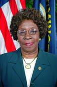 City Councilwoman Lethia Hankins