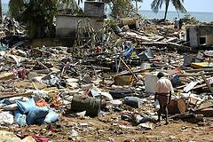 Aftermath of the 2004 tsunami in Sri Lanka