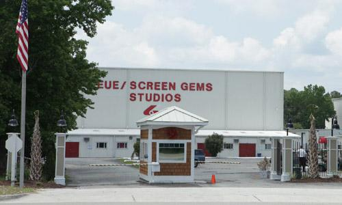 Screen Gems Studios is the largest television and movie production facility outside of California.