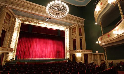 Thalian Hall is one of the oldest and most architecturally significant historic theaters in the country.