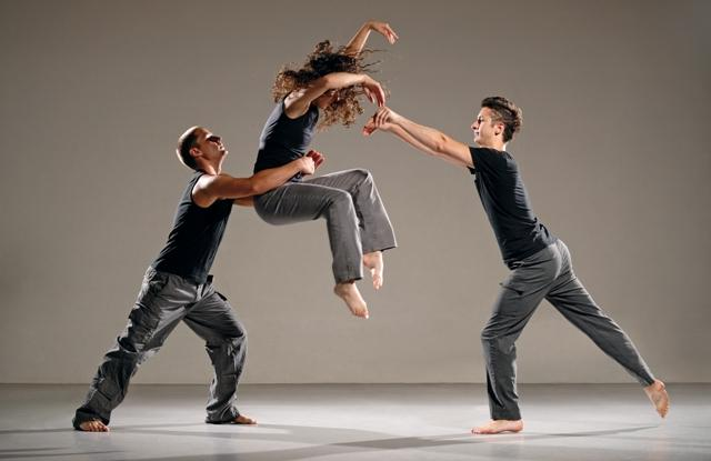 Caroline Calouche & Company  from Charlotte perform Sunday in Wilmington as part of the North Carolina Dance Festival.