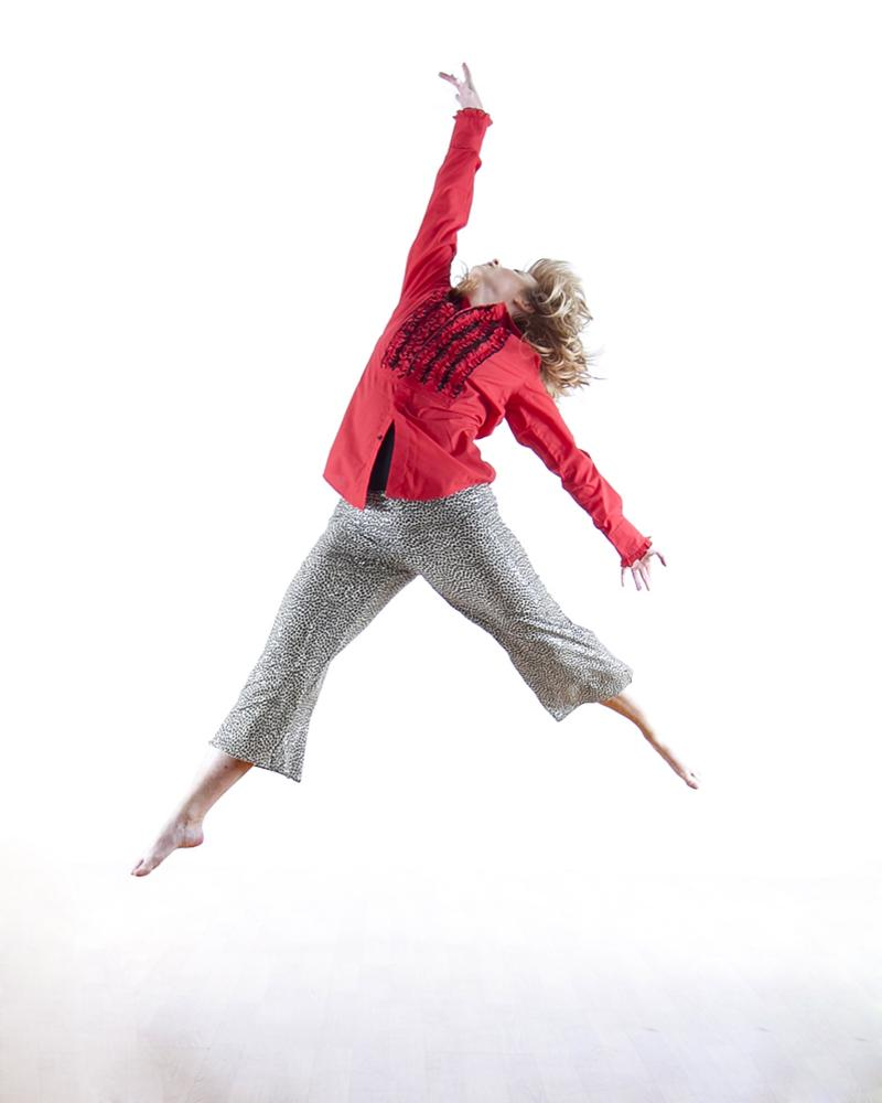 Raleigh-based choreographer Courtney Greer performs Saturday at the Community Arts Center in Wilmington as part of the North Carolina Dance Festival.