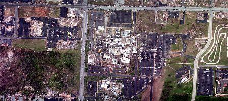 Joplin, Missouri after last year's devastating tornadoes