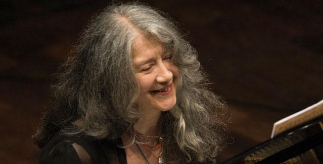 Martha Argerich, Argentinian pianist started playing piano at the age of 3 and is known as one of the greatest pianists of her time.