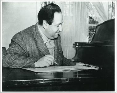 Erich Korngold (1897-1957), a founder of film music is most noted for his Academy Award winning soundtrack for The Adventures of Robin Hood.