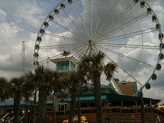 WHQR is now a big wheel in the Grand Strand.