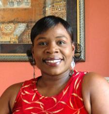 Rhonda Bellamy, Executive Director of Wilmington and New Hanover County Arts Council