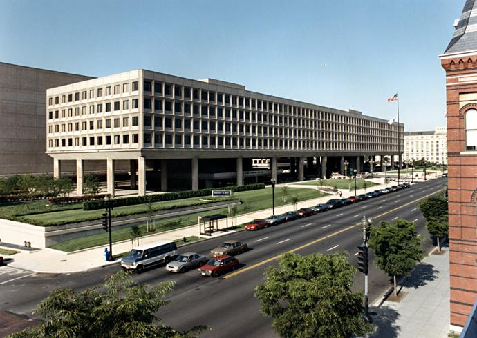 The Forrestal Building, United States Department of Energy headquarters