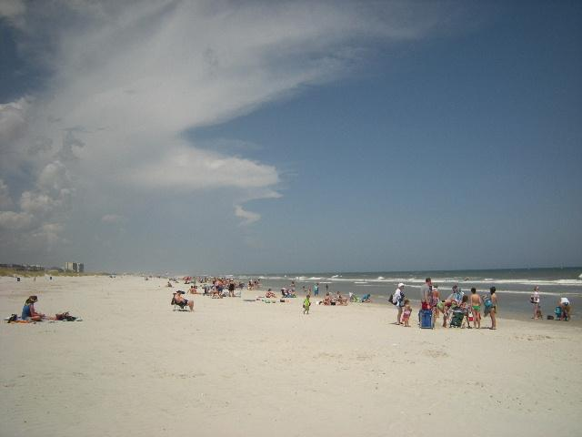 Wrightsville Beach and neighboring tourist hot-spots helped make 2012 a banner year for local visitor expenditure.